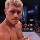 Cody Rhodes conserve le titre TNT, l'ancien arbitre de la WWE fait ses débuts sur AEW Dynamite