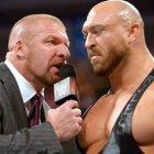 Ryback révèle une affirmation massive que Triple H a faite à propos de la WWE