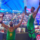 WWE SummerSlam: The Street Profits contre Andrade et Angel Garza - Raw Tag Team Championship