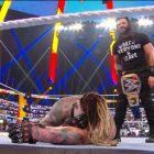 Roman Reigns revient à la WWE, The Fiend capture le titre universel de la WWE (photos, vidéos)