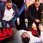 La WWE publie les auteurs de la douleur