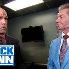 Réactions dans les coulisses au nouvel édit de Vince McMahon sur les tiers