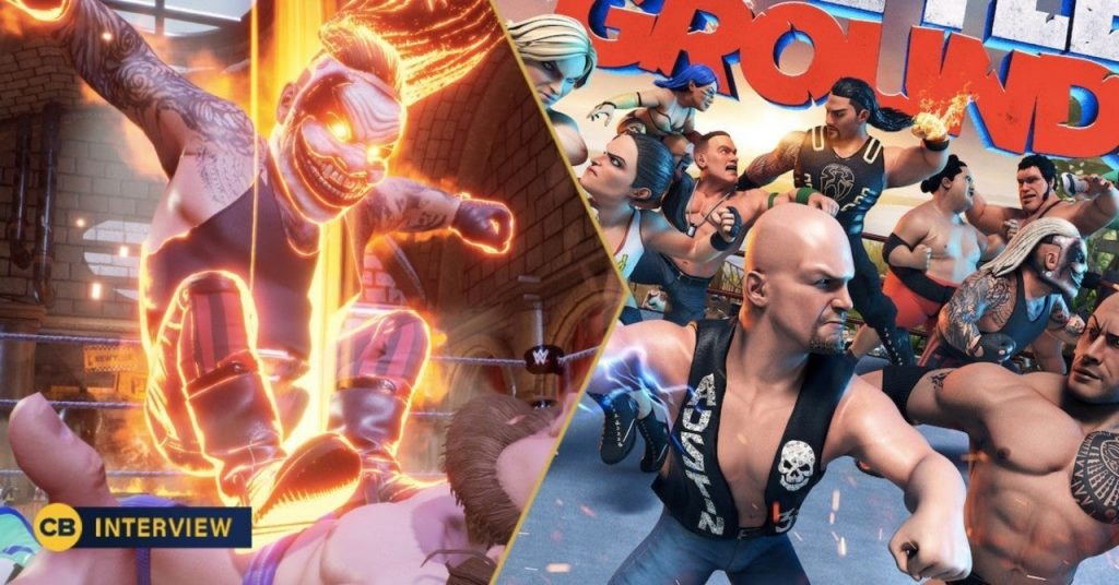 L'équipe WWE 2K Battlegrounds parle des finisseurs, du futur DLC et plus