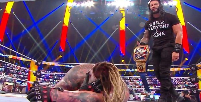 WWE RUMOR: Où Roman Reigns vs The Fiend se dirige