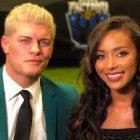 Cody et Brandi Rhodes célèbrent leur anniversaire de mariage, programmation pour AEW Dark