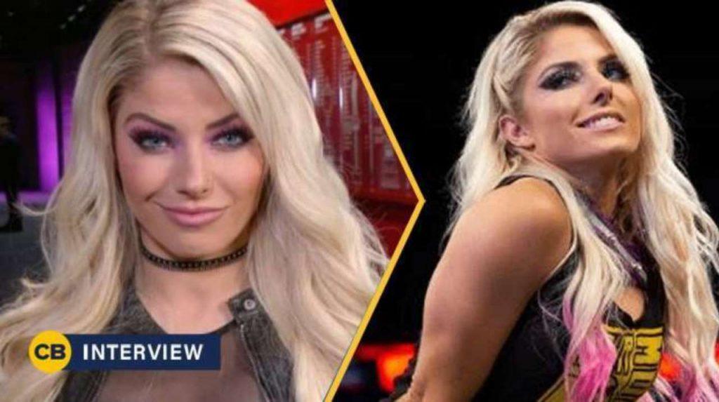 Alexa Bliss discute de la transformation de son personnage, pourquoi elle préfère être un talon