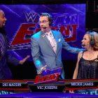 Mickie James discute de ses apparitions de commentaires sur le Main Event de la WWE