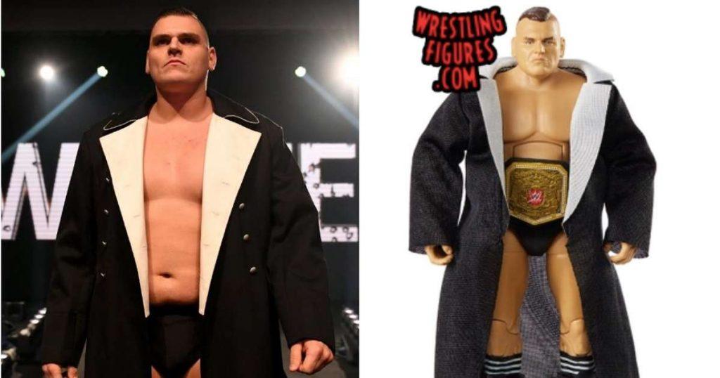 WWE News: WALTER révèle une réaction hilarante à sa toute première figurine [Exclusive]