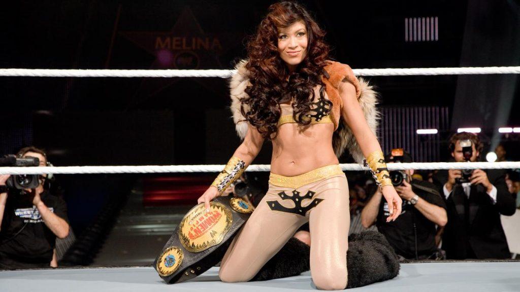Melina aurait signé avec la WWE * Mise à jour *