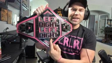 Tyler Breeze is the current LeftRightLeftRight Champion