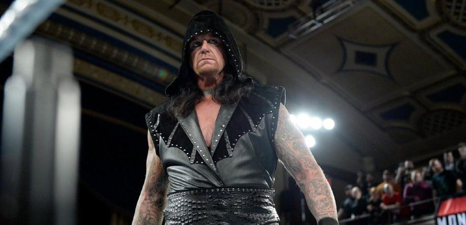 The Undertaker appears on WWE television