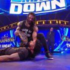 Roman Reigns attaque Jey, Alexa Bliss et The Fiend