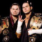 Matt Hardy révèle quelles trois superstars de la WWE l'ont inspiré, lui et Jeff Hardy