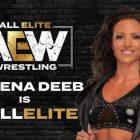 AEW signe officiellement Serena Deeb