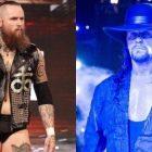 Aleister Black révèle comment des accessoires que la WWE ne pouvait pas utiliser pour The Undertaker l'ont aidé
