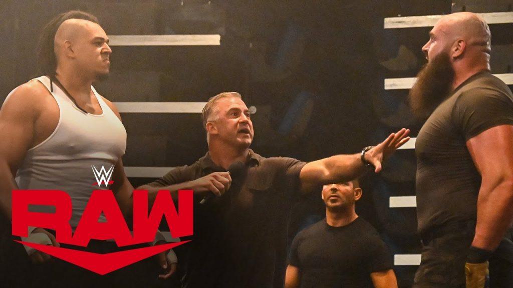 Backstage News sur le changement de nom de bague de la WWE pour Babatunde, d'autres stars du passé