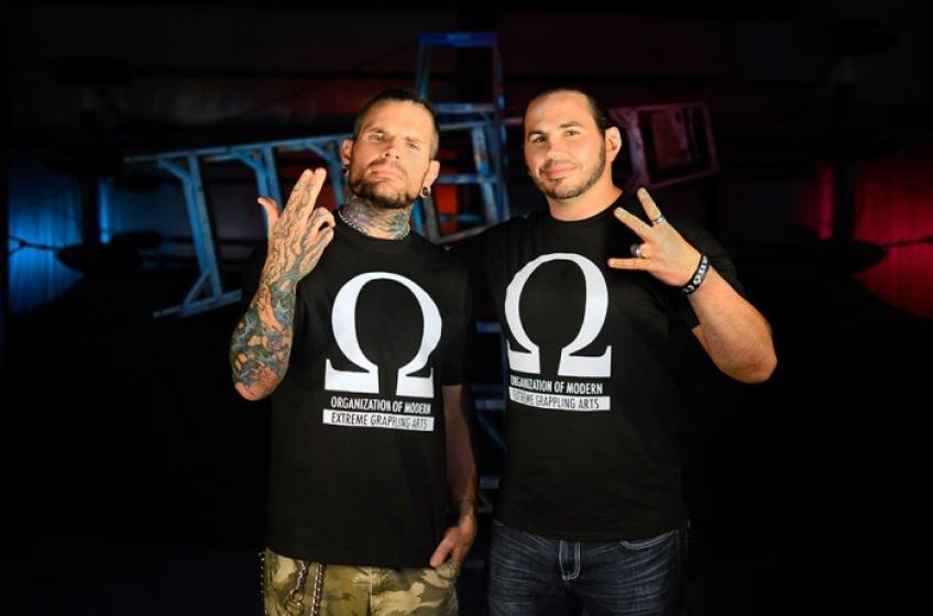 Backstage news on Jeff Hardy signing new WWE deal