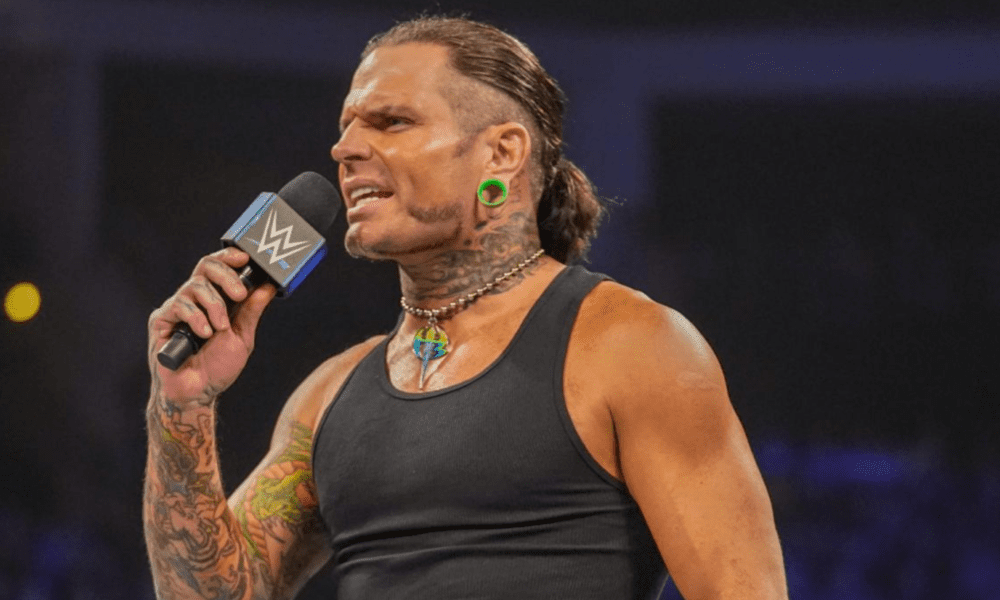 Backstage news sur Jeff Hardy signant un nouvel accord avec la WWE