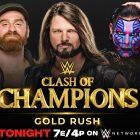 Champion Intercontinental incontesté couronné au WWE Clash Of Champions