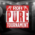 Deux matchs de tournoi Pure Title sont prévus pour la télévision ROH Wrestling de cette semaine