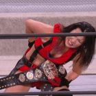 Hikaru Shida conserve le championnat du monde féminin AEW à All Out