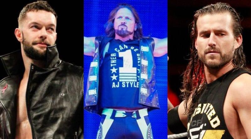 Finn Balor commente une possible réunion du Bullet Club à la WWE