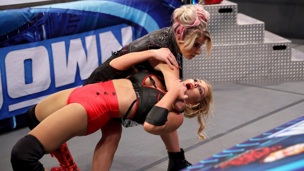 Gagnants et perdants: SmackDown 09.18.20