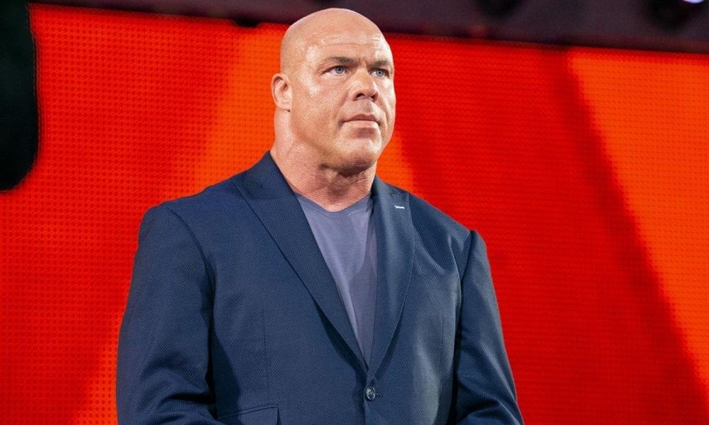 Kurt Angle révèle que la WWE lui a proposé un nouveau rôle dans l'entreprise il y a quelques mois