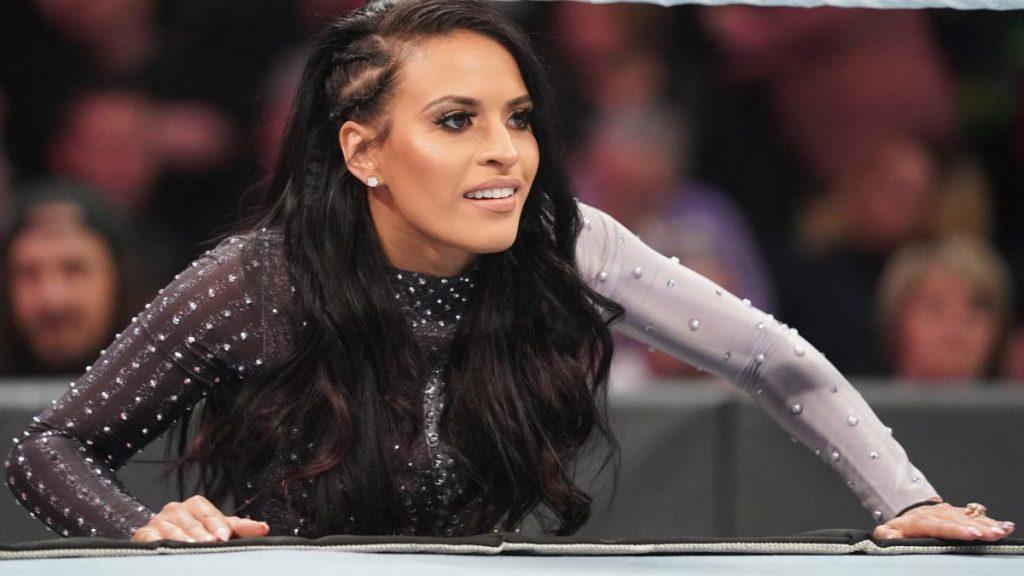 La raison pour laquelle Braun Strowman est apparu sur RAW, Zelina Vega a terminé avec Andrade et Angel Garza