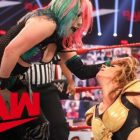 L'arbitre de la WWE aurait saboté la finition à Mickie James Vs.  Asuka sur RAW