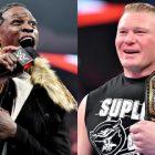 Le segment Raw mémorable de R-Truth avec Brock Lesnar était une nervure des responsables de la WWE