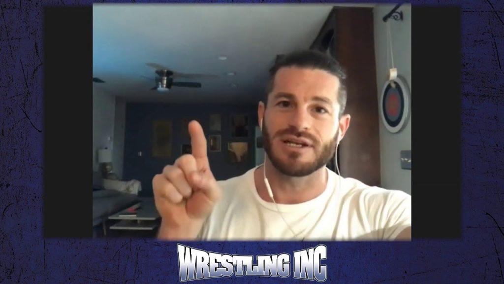 Matt Sydal parle de la place de Ricochet à la WWE, qui sont les meilleurs High Flyers aujourd'hui