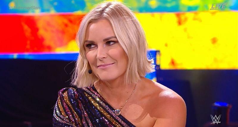 Renee Young: Mise à jour sur le départ 1 d'un journaliste vétéran à la WWE