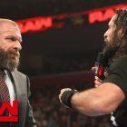 Nouvelle chronologie de la WWE sur Seth Rollins et Triple H annoncée, Davey Boy Smith Jr.ajouté à Bloodsport