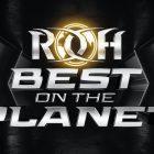 Ring of Honor annonce le nouveau réseau de streaming linéaire Best on the Planet