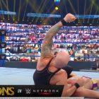 Résultats WWE Smackdown (9/25) - Le roi Corbin a battu Matt Riddle par Pinfall