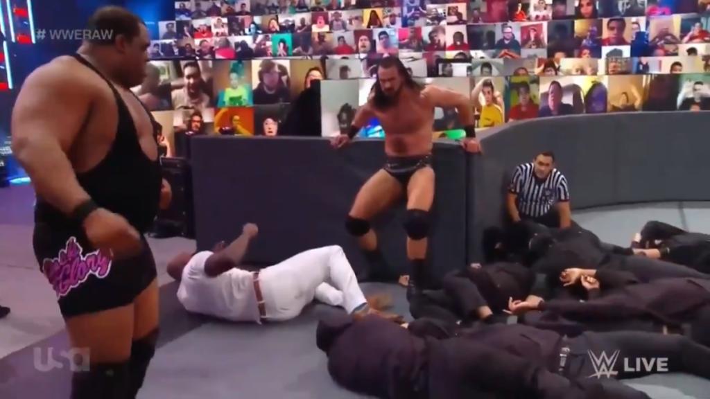 Résultats de WWE Raw, récapitulation, notes: l'interférence de rétribution dans l'événement principal conduit à une fin chaotique