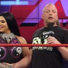 Rob Van Dam et Katie Forbes sont partis de l'Impact Wrestling