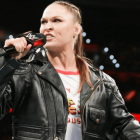 Ronda Rousey attend avec impatience une revanche avec la star de WWE Raw
