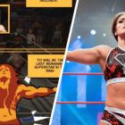 Tessa Blanchard apparaît sur les champs de bataille de la WWE 2K