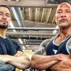 The Rock dit qu'il serait honoré de remettre le règne romain à WrestleMania