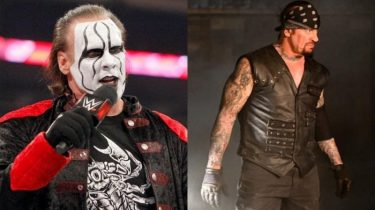 The Undertaker commente s'il a déjà parlé avec Sting d'un match possible