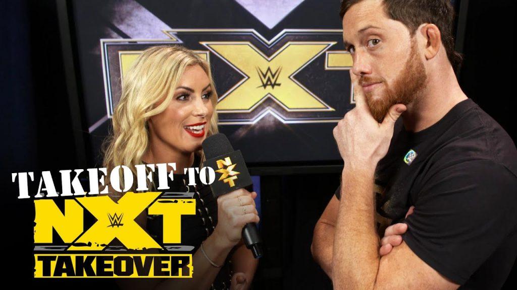 Triple H fait l'éloge de Kyle O'Reilly et O'Reilly sur l'ampleur de son match de prise de contrôle de la WWE NXT