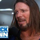 Vic Joseph manque la WWE 205 Live, AJ Styles sur le fait d'avoir des armes à Clash Of Champions, parlant Smack
