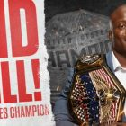 WWE Clash Of Champions: Apollo Crews Vs.  Bobby Lashley (Match pour le titre WWE États-Unis)