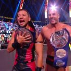 WWE Clash Of Champions: Lucha House Party Vs.  Cesaro et Shinsuke Nakamura (avant-spectacle du coup d'envoi)