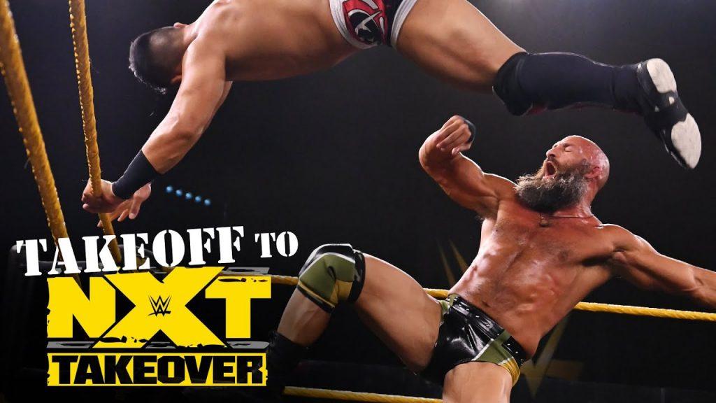WWE NXT annonce cette semaine, les hommages aux animaux sur NXT, Tommaso Ciampa met fin à la querelle (vidéo)