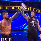 WWE SmackDown: Roman Reigns détruit tout le monde et s'en va, des problèmes arrivent pour Jey Uso