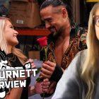 Le baccalauréat Demi Burnett - Travailler avec la WWE, vouloir lutter et plus