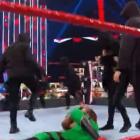 Identités des membres de Retribution qui sont apparus cette semaine sur WWE Raw